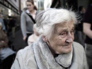 Demenzkranke Oma